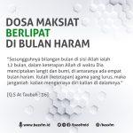 DosaBerlipatBulanHaram