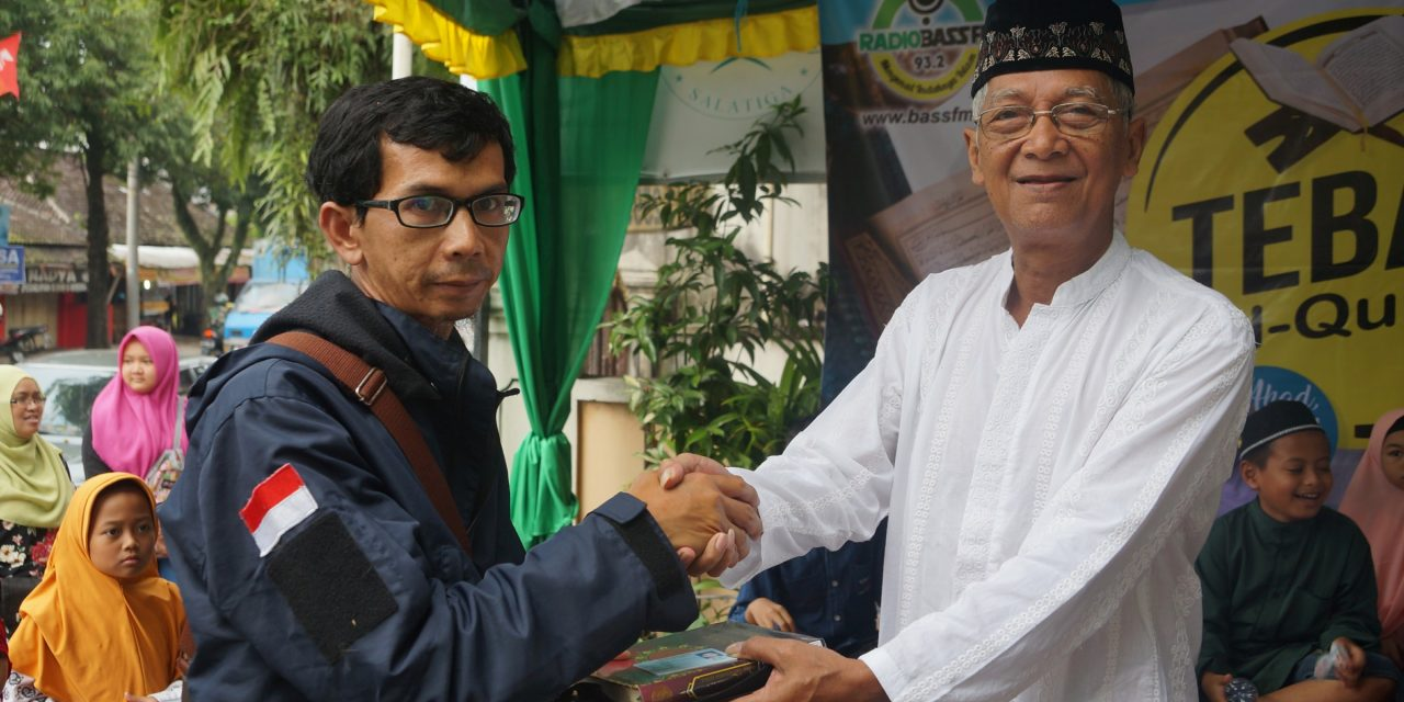 PROGRAM TEBAR ALQUR'AN 2019