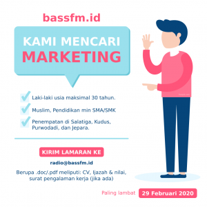loker-Marketing
