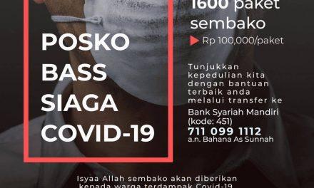 Posko Bass Siaga Covid-19